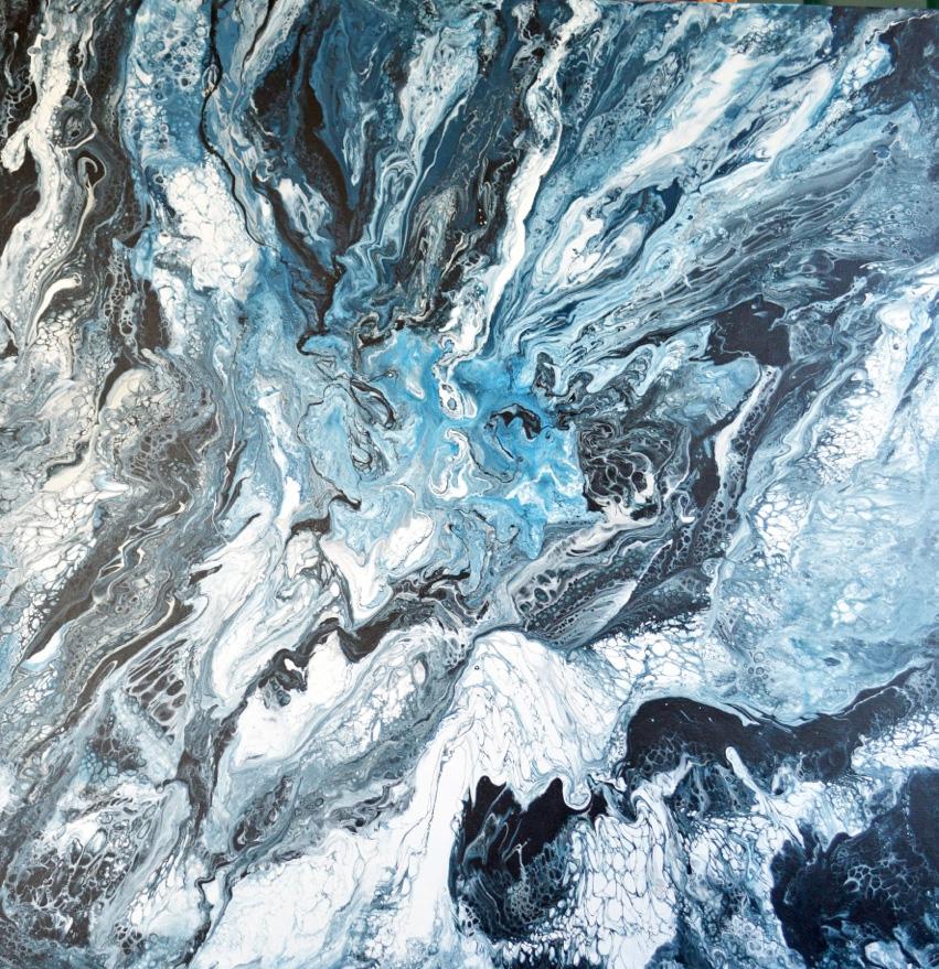 Acryl/Leinwand, 100cm x 100cm